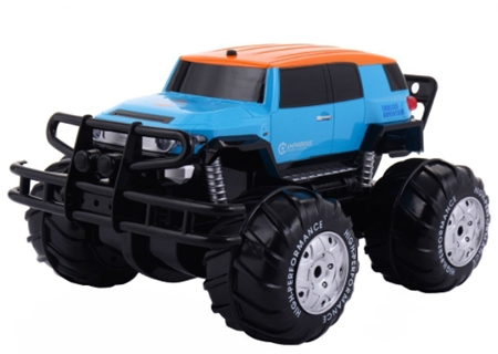 Costzon RC Car, 8CH Remote Control Amphibious Truck Off-Road Vehicle