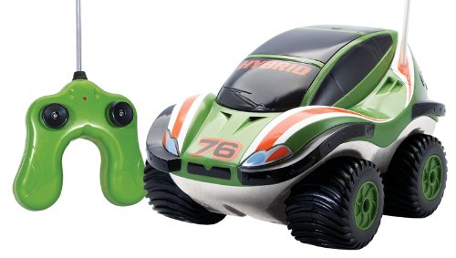 Kid Galaxy Amphibious RC Car Morphibians Rover. 4x4 Remote Control Toy, 27 MHz