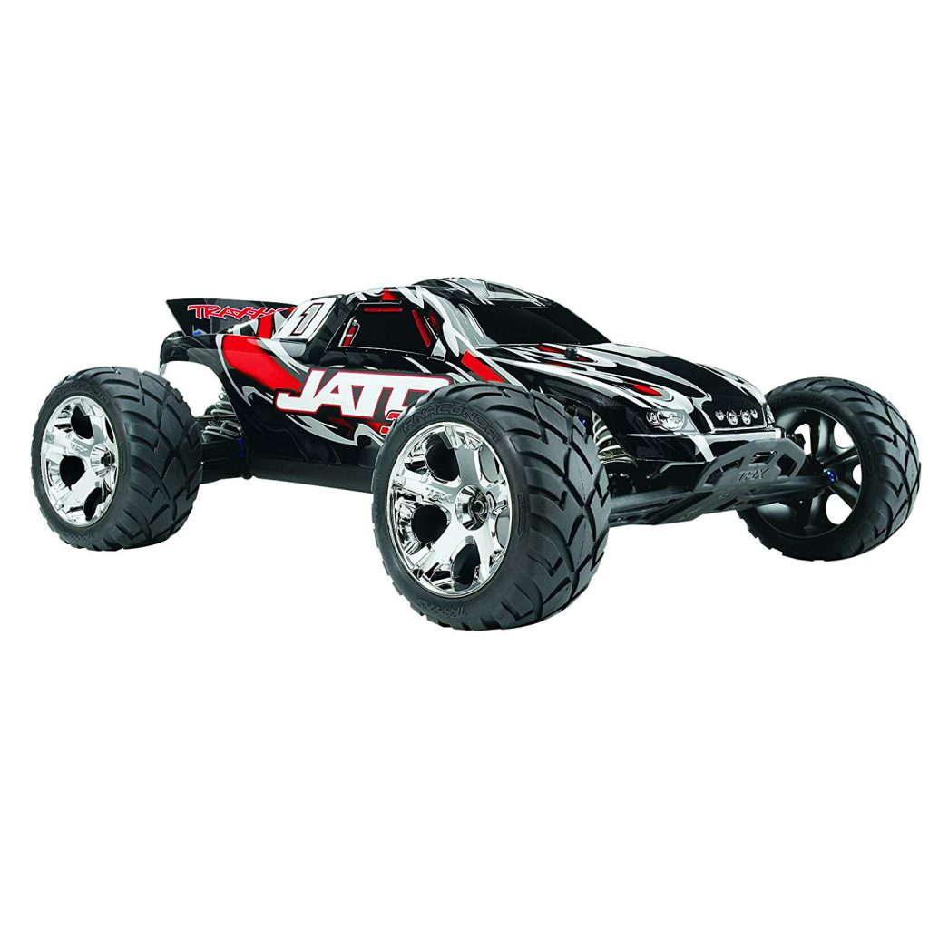 Traxxas 55077-1 Jato 3.3 Vehicle with 2.4-GHz Radio/Bluetooth, colors may vary