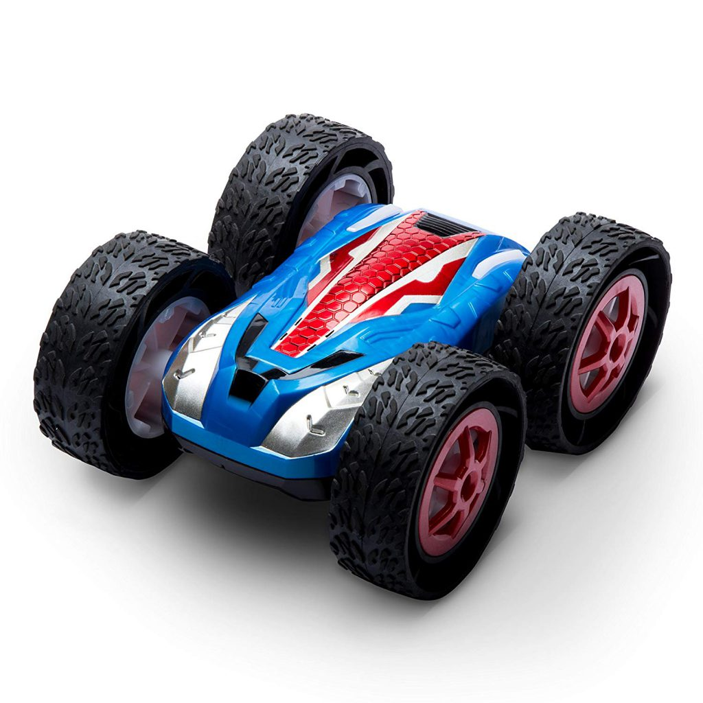 Cyclone Kids Remote Control Car - Cyclone Mode 360 Flip RC Cars Off Road Series Stunt Car