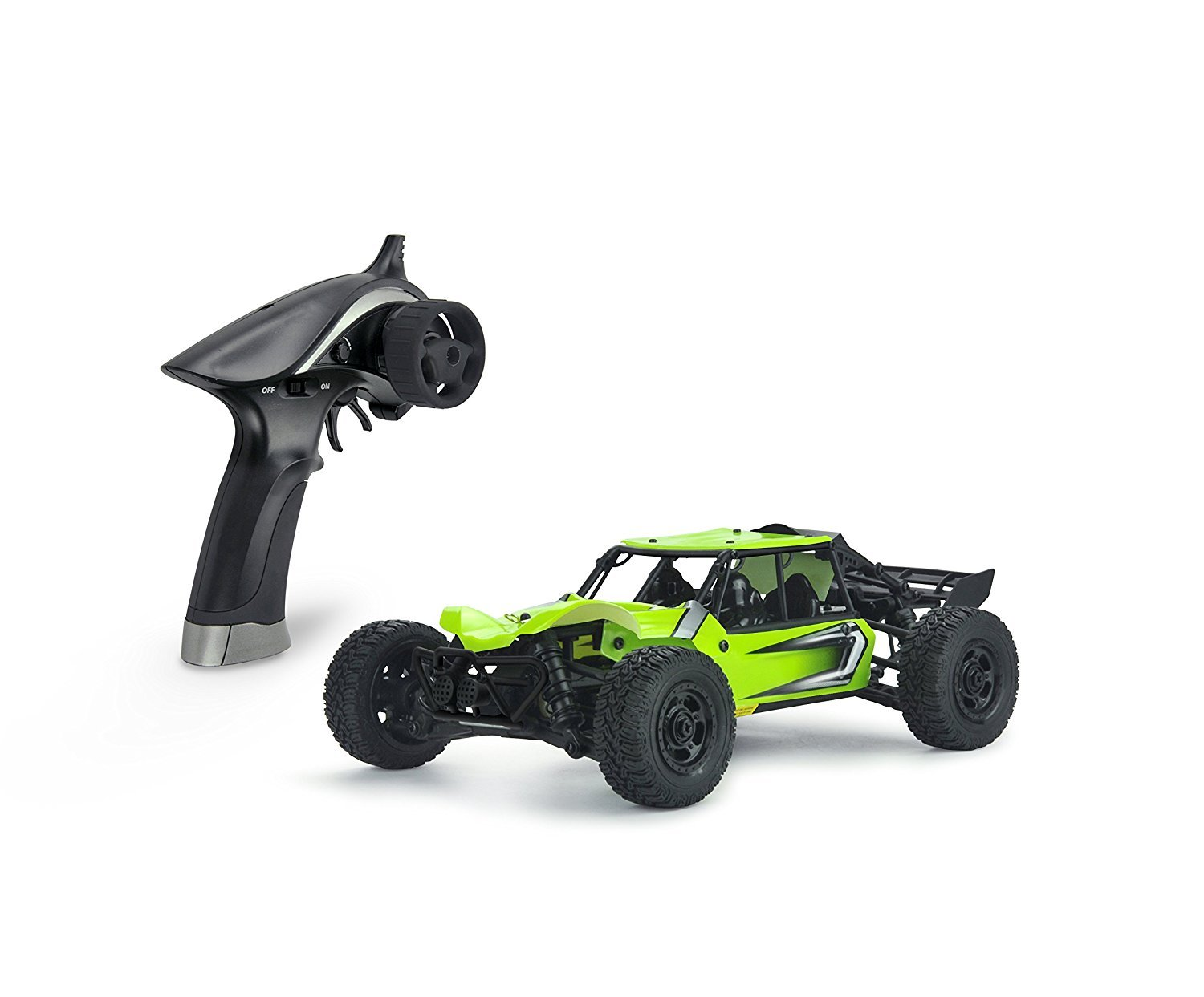 SGOTA RC Car 1 18 Scale High-Speed Remote Control Car Off-Road 4WD Radio Controlled Electric Vehicle (Meadum)
