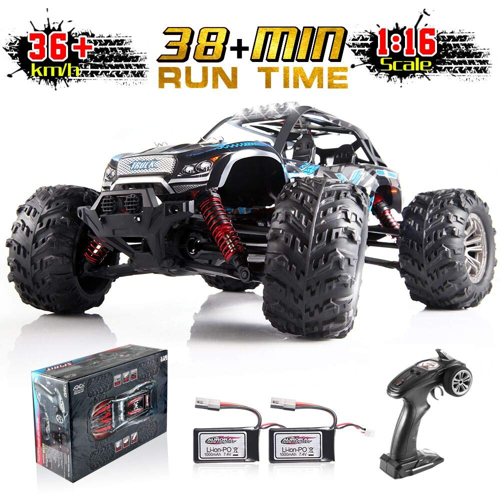 Soyee 16 RTR RC Car 4WD 2.4GHz Remote Control Monster Truck All