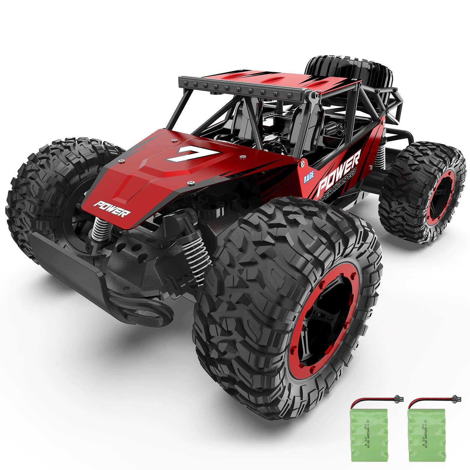 XIXOV High-Speed Off-Road Hobby Crawler Large Size Electronic Racing Vehicle Truck